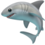 Shark Emoji (Apple)