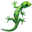 Lizard Emoji (Apple)