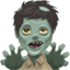Zombie Emoji (Apple)