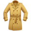 Coat Emoji (Apple)