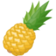 Pineapple Emoji (Facebook)