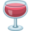 Wine Glass Emoji (Facebook)