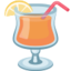 Tropical Drink Emoji (Facebook)