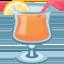 cocktail tropicale Emoji (Facebook)