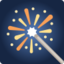 Sparkler Emoji (Facebook)
