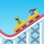 Roller Coaster Emoji (Facebook)