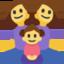 Family: Woman, Woman, Girl Emoji (Facebook)