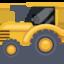 Tractor Emoji (Facebook)