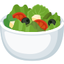 Green Salad Emoji (Facebook)