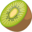 Kiwi Fruit Emoji (Facebook)