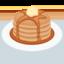 Pancakes Emoji (Facebook)