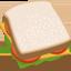 Sandwich Emoji (Facebook)