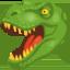 T-Rex Emoji (Facebook)