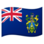 Pitcairn Islands Emoji (Google)