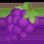 Grapes Emoji (Google)