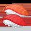 sušis Emoji (Google)