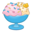 Ice Cream Emoji (Google)