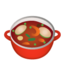 Pot Of Food Emoji (Google)