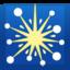Sparkler Emoji (Google)