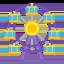 roda ferris Emoji (Google)