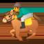 Horse Racing Emoji (Google)