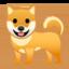 Dog Emoji (Google)