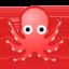 Octopus Emoji (Google)