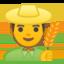 Bauer Emoji (Google)