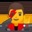 Man Singer Emoji (Google)