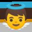 Baby Angel Emoji (Google)