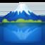 Mount Fuji Emoji (Google)