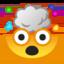 Exploding Head Emoji (Google)