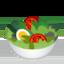 Green Salad Emoji (Google)