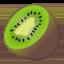 Kiwi Fruit Emoji (Google)