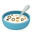 Bowl With Spoon Emoji (Google)