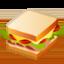 Sandwich Emoji (Google)