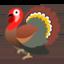 Turkey Emoji (Google)