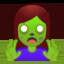 Zombie Emoji (Google)