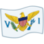 U.S. Virgin Islands Emoji (Messenger)