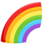 Rainbow Emoji (Messenger)