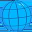žemės rutulys su dienovidiniais Emoji (Messenger)