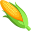 Ear Of Corn Emoji (Messenger)