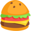 Hamburger Emoji (Messenger)