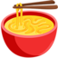 Steaming Bowl Emoji (Messenger)