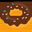 Doughnut Emoji (Messenger)