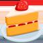 Shortcake Emoji (Messenger)