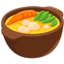 Pot Of Food Emoji (Messenger)