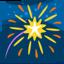 vuurwerk Emoji (Messenger)