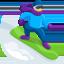 Snowboarder Emoji (Messenger)