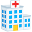 Hospital Emoji (Messenger)